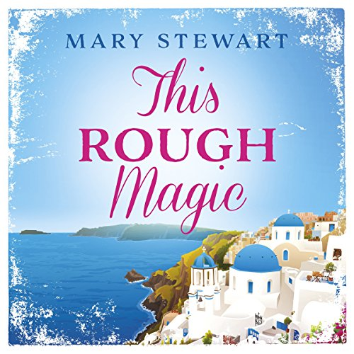 This Rough Magic audiobook cover art