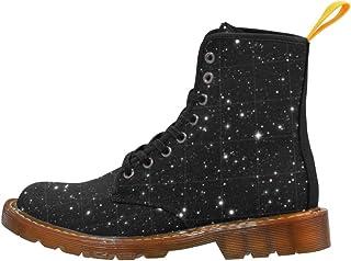 Artsadd Fashion Shoes Toucan Bird Lace Up Boots for Women