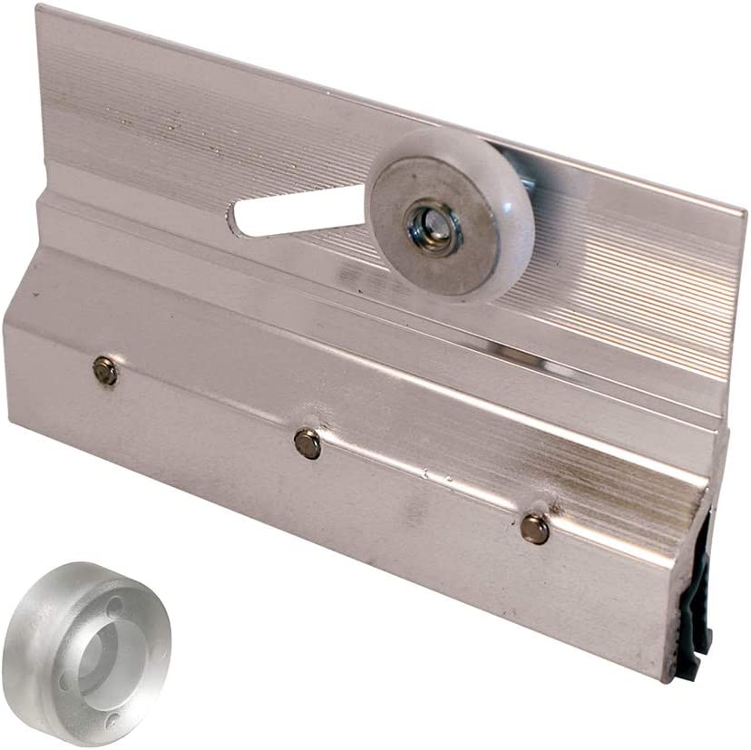 Shower Door Top Bracket San Diego Mall Roller Assemblies Excellent i and Kit 4 Bumpers 3