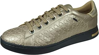 GEOX D Jaysen A Womens Leather Sneakers/Shoes
