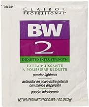 CLAIROL Professional BW 2 Dedusted Extra Strength Powder Lightener 1oz/28.3g (One Application)