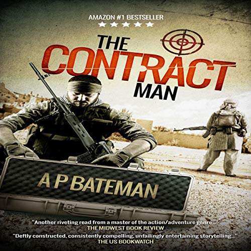 The Contract Man audiobook cover art