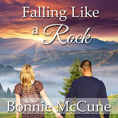 Falling Like a Rock audiobook cover art