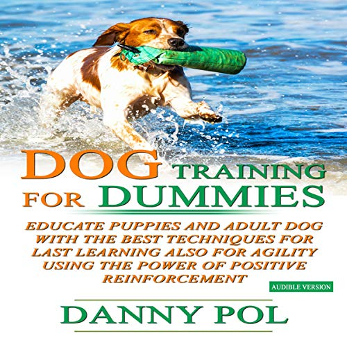 Dog Training for Dummies audiobook cover art