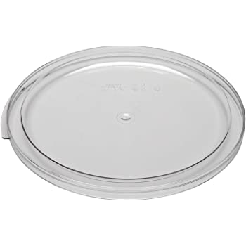 Cambro Camwear RFSCWC12135 Pack of 1 Round Covers for 22 qt Container