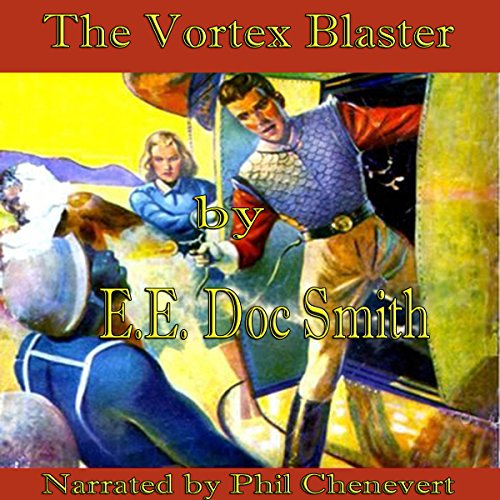 The Vortex Blaster  By  cover art