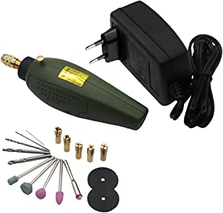 Gazechimp 12V Mini Rectificado Eléctrico Equipos de