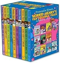 Horrid Henry's Ten Terrible Tales Box Set (Horrid Henry) by Francesca Simon (0100-01-01)