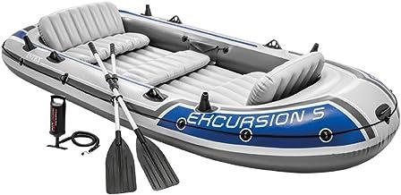 Intex 68325NP - Barca Hinchable Excursion 5 con 2 Remos 366