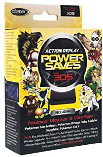 comprar comparacion Datel Action Replay Powersaves, Nintendo 3DS - accesorios de juegos de pc (Nintendo 3DS)