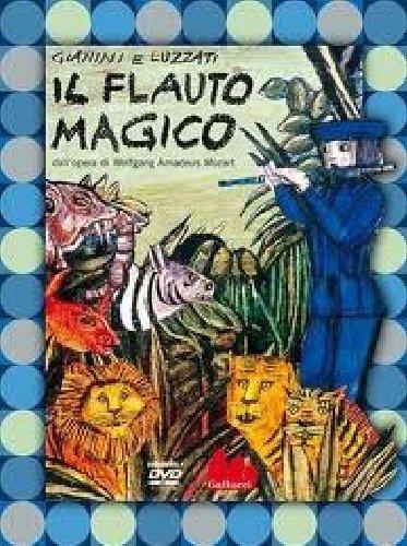 Il flauto magico - Audiolibro in formato DVD