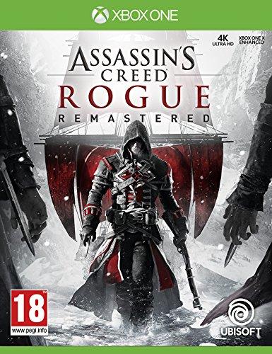 Assassin's Creed Rogue Remastered - Xbox One [Edizione: Regno Unito]