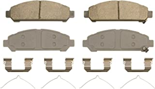 Wagner ThermoQuiet QC1401 Ceramic Disc Brake Pad Set