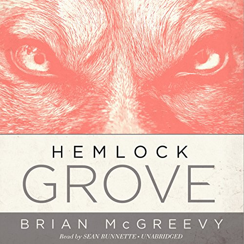 Hemlock Grove audiobook cover art