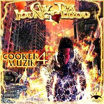 Cooker Muzik 4