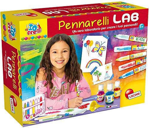 Lisciani Giochi 65622 - Io Creo Laboratorio dei Pennarelli
