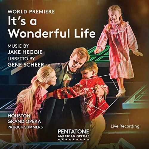 Talise Trevigne, William Burden, Houston Grand Opera  feat. Patrick Summers