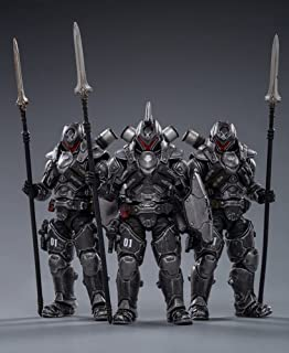 HiPlay JoyToy 1/18 Scale Science-Fiction Action Figures Full Set-Battle for The Stars Series-01st Legion-Steel Spear Units...