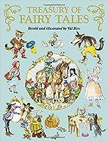 Treasury of Fairy Tales: Retold and Illustrated (Fairy Tale Treasuries)