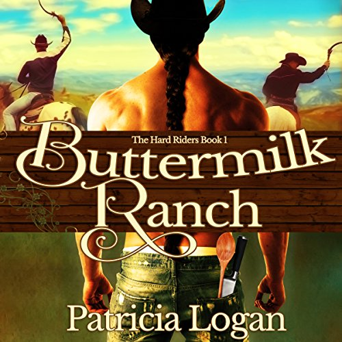 Buttermilk Ranch audiobook cover art