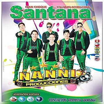 Ivan Choque y Su Grupo Santana
