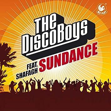 Sundance (feat. Shafagh)