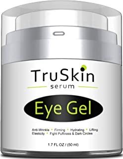 Best Eye Gel for Wrinkles, Dark Circles, Under Eye Puffy Bags, Crepe Eyes, Super Eye..