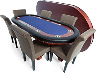 Best poker dining table Reviews