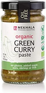 Mekhala Organic Thai Green Curry Paste, 100g