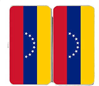Venezuela - World Country National Flags - Taiga Hinge Wallet Clutch