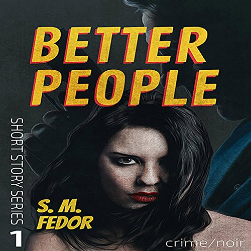 Better People audiobook cover art