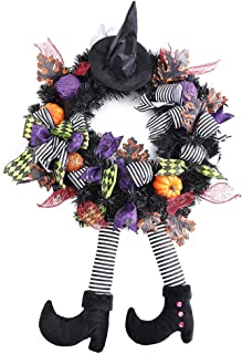 Best halloween wreath clearance Reviews