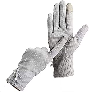 Women's driving gloves protect