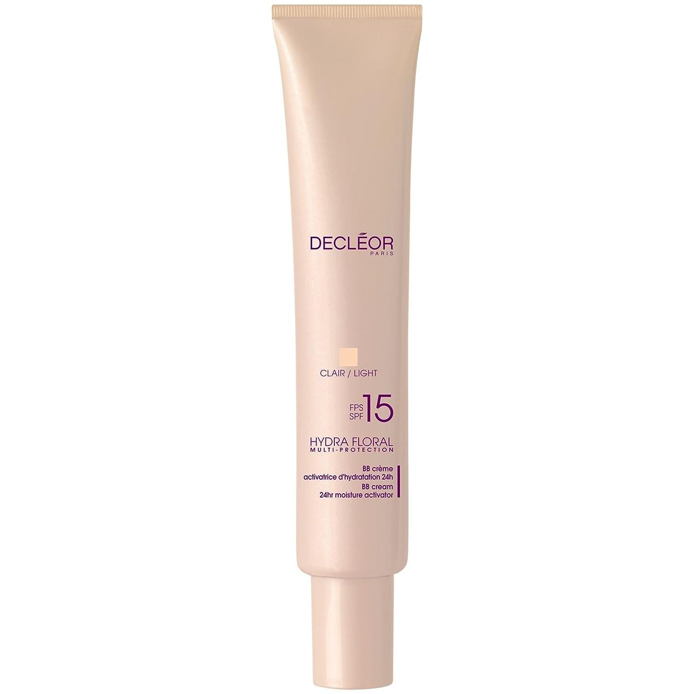 逸話治療はがき[Decl?or ] デクレオールBbクリームスキンパーフェクの40Mlの光 - Decl?or BB Cream Skin Perfector 40ml Light [並行輸入品]
