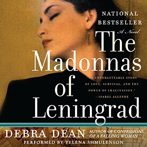 The Madonnas of Leningrad audiobook cover art