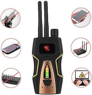 TANCEQI Detector de Señal RF Cámaras Ocultas Microfonos Ocultos de Microsensor gsm Buscador de Dispositivos de
