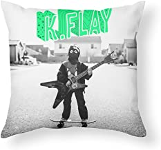 LVTIAN K Flay What If It is Standard Throw Pillowcase 18X18 Inch