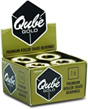 QUBE Gold Swiss Bearings