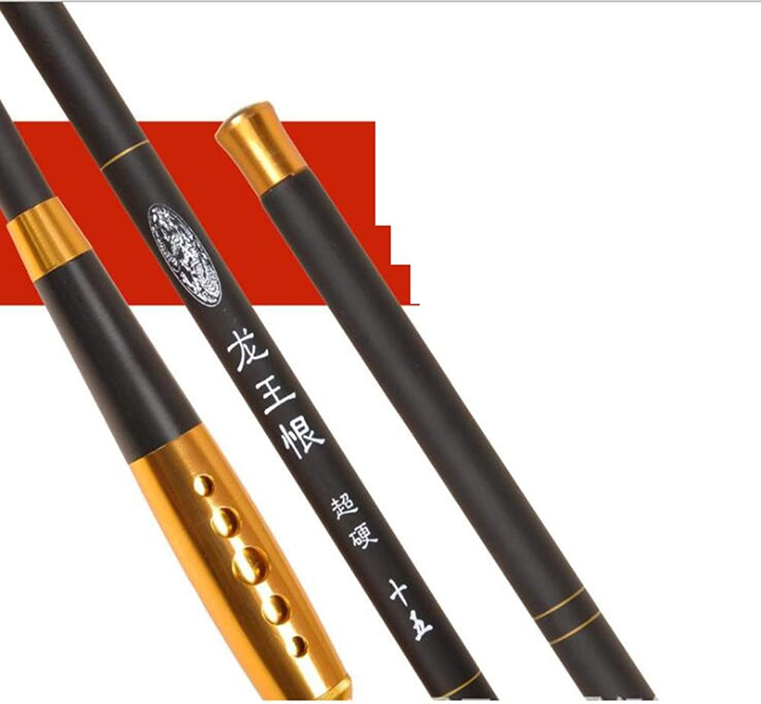 Portable Fishing Rods Telescopic Fishing Poles for Freshwater Travel Fishing(Four Size seleted)