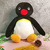 Peluches 23cm Pingu muñeco de Peluche Animal de Peluche pingüino Sello Anime Dibujos Animados coleccionables Regalo