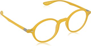 Vista RX 7069 5519 Eyeglasses Opal Matte Yellow
