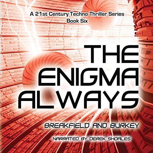 The Enigma Always Audiobook By Charles V Breakfield, Roxanne E Burkey cover art