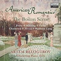 American Romantics - The Boston Scene by Artem Belogurov