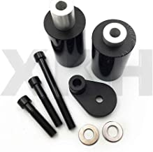 XKH Group Motorcycle carbon No Cut Frame Slider Protector For 2001 2003 Suzuki Gsxr 600 2000 2003 Gsxr 750 N new