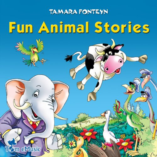Fun Animal Stories for Children 4-8 Years Old  cover art