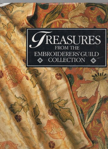 Review Of Treasures from the Embroiderers' Guild Collection