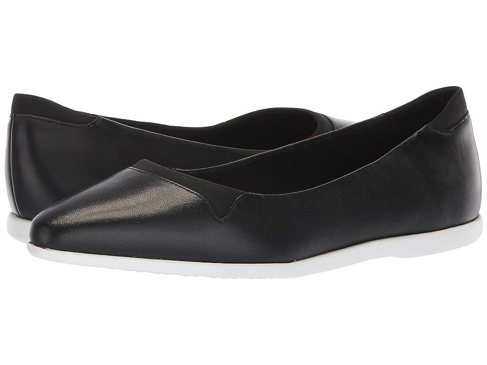 Cole Haan 3.Zerogrand Skimmer (Black Leather) Women