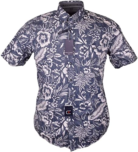 CASA Moda Floral Décontracté manche courte Shirt