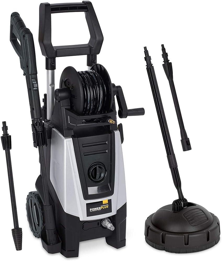 POWERPLUS POWXG90415 - Hidrolimpiadora 2000w