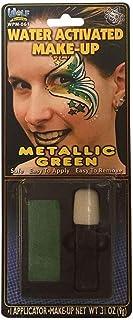 Wolfe FX Face Paint w/Applicator - Metallic Green (9 gm)